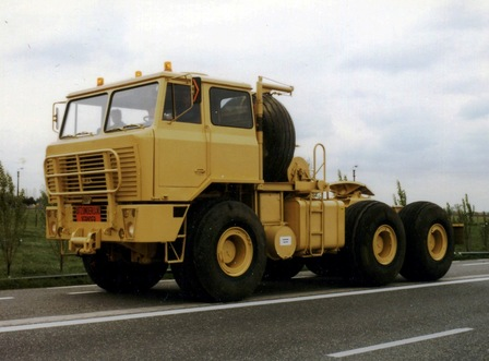50-tonne MOL 5066 serie