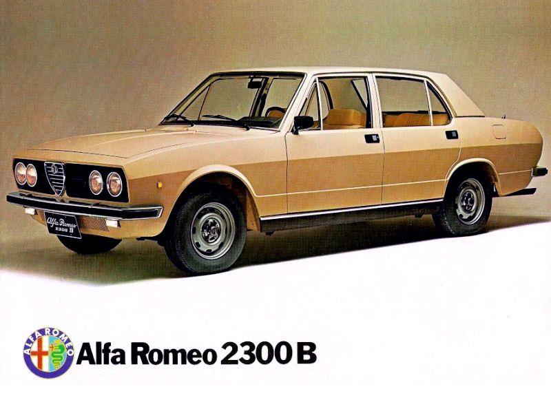 alfa 2300 B 01 Brasil