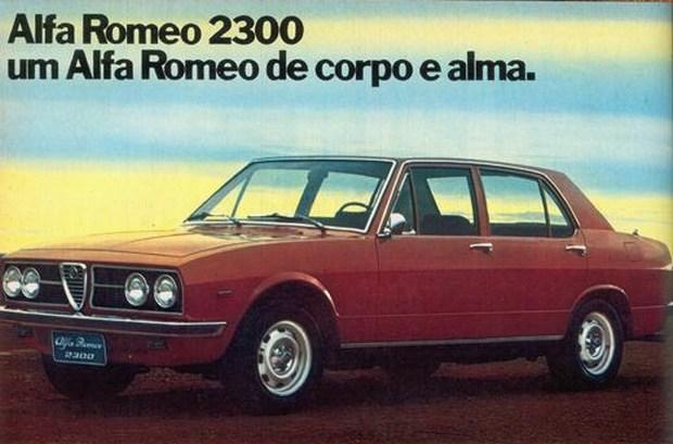alfa 2300 brasil