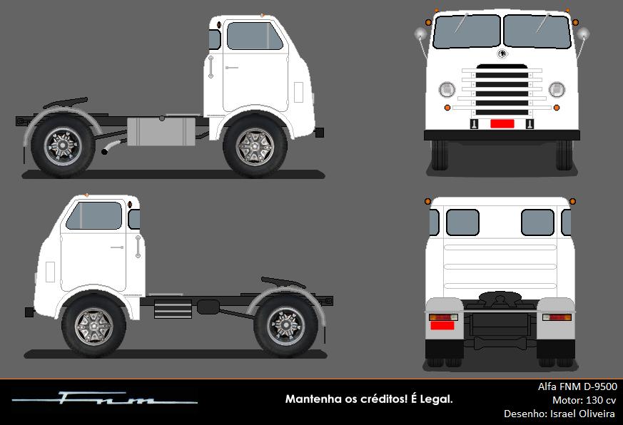 2x flexible 300 Mm Mercedes-Benz unimog u54 u65 u70 u90 u110 u140 u300 u800