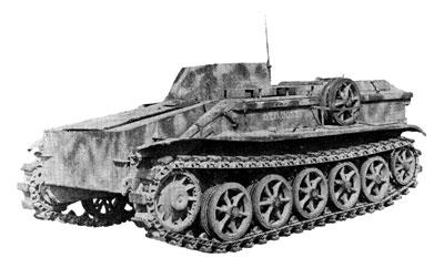 B IV, Schwere Ladungsträger (Sd Kfz 301)