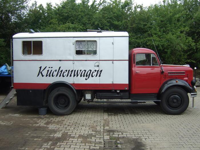 Borgward B-4500 Küchenwagen