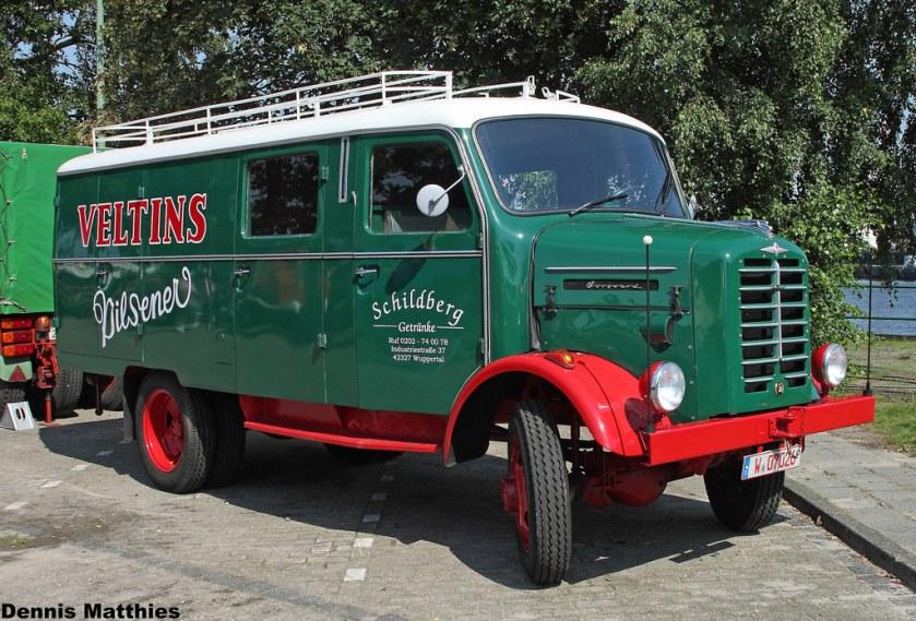 Borgward B 4500 Pilsener
