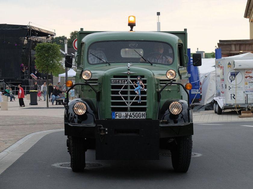 Borgward B 4500