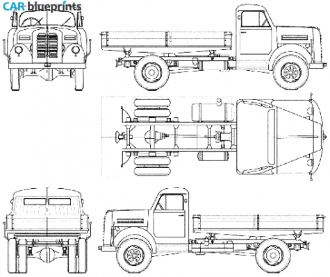 borgward b-555-a-12