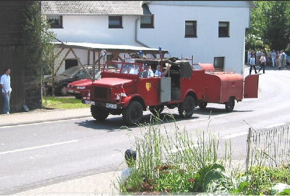 borgward B2000 brandwee Hattert