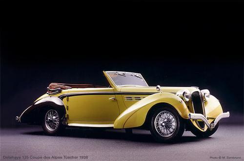 delahaye 135 coupé 04