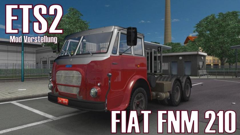 FIAT FNM 210 adv