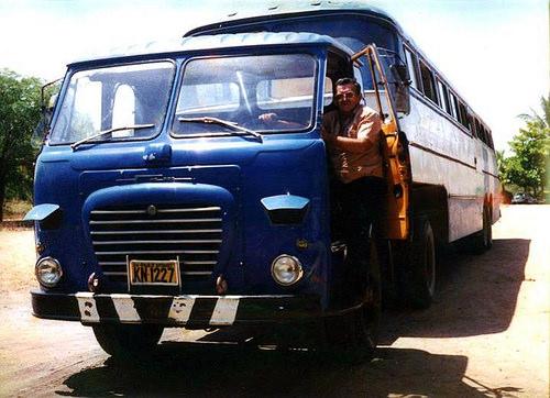 FNM - BRASIL Bus