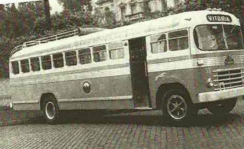 FNM Bus Vitoria Brasil