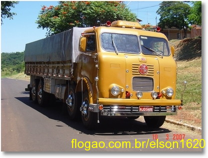 FNM D-11.000 Bi Truck