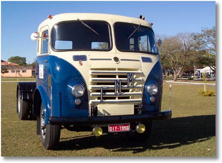 FNM D-11000 Alfa Romeo Truck 2 colores