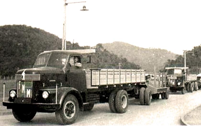 FNM D-7300 Truck