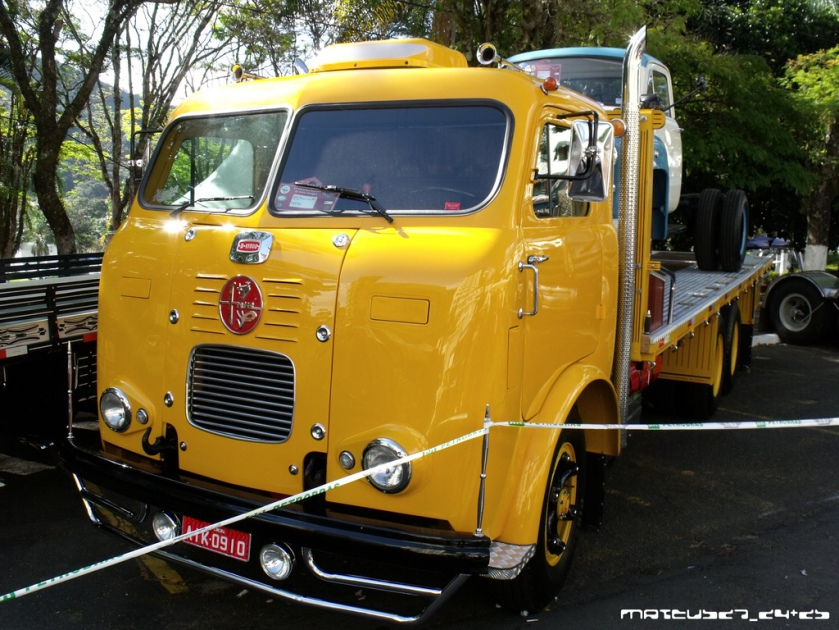 FNM Trucks Brazilië
