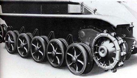 Teletanketka Borgward-IV (Sd.Kfz.301)