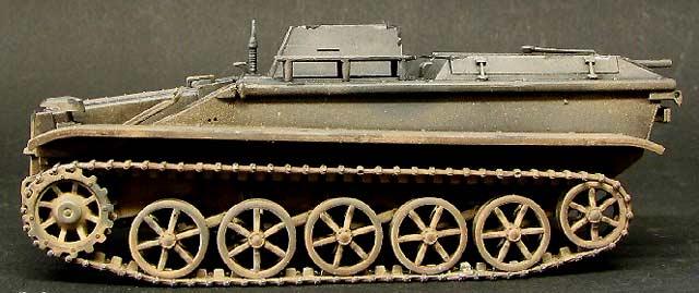 Teletanketka Borgward-IV (Sd.Kfz.301)b