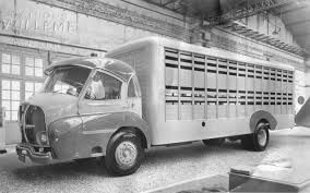 WILLEME Animal Transport Truck