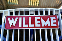 WILLEME Badge
