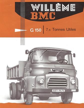Willeme BMC G 150