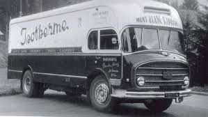 WILLEME Isotherme truck