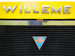 WILLEME LF 202 TH AEC badges