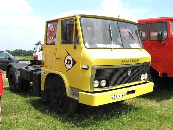 Willeme Tracteur D