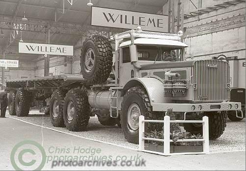 willeme truck 6x6