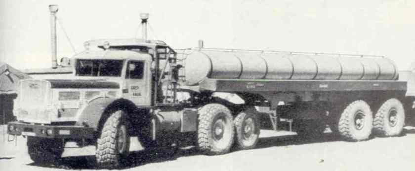Willeme W8 6x6 truck