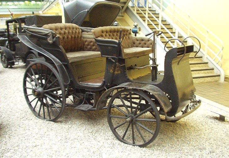 1897 President First Car