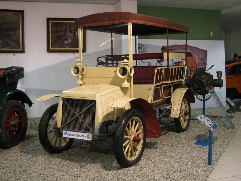 1902-04 Nesselsdorfer Wagenbau-Fabriks-Gesellschaft a
