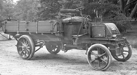 1903 Büssing LKW