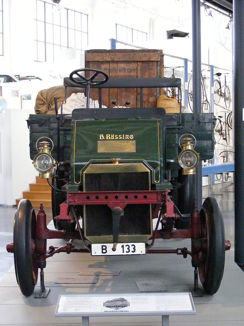 1903 Büssing ZU-550, Bj. 1903