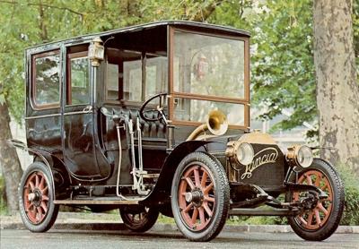 1908 Lancia 18.24hp Alpha