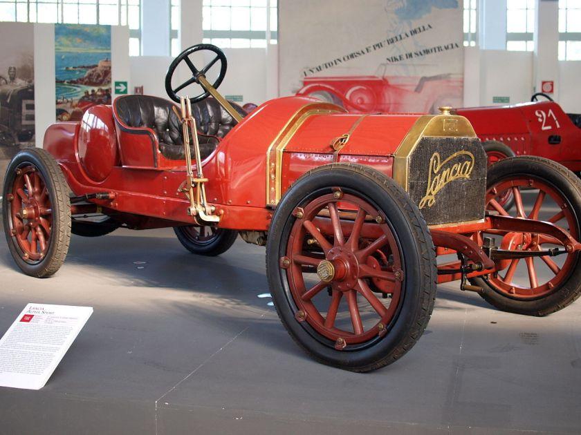 1908 Lancia Alfa Sport