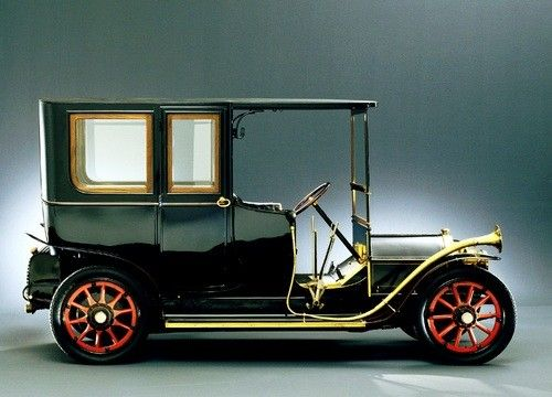1908 Lancia Alpha 12 HP