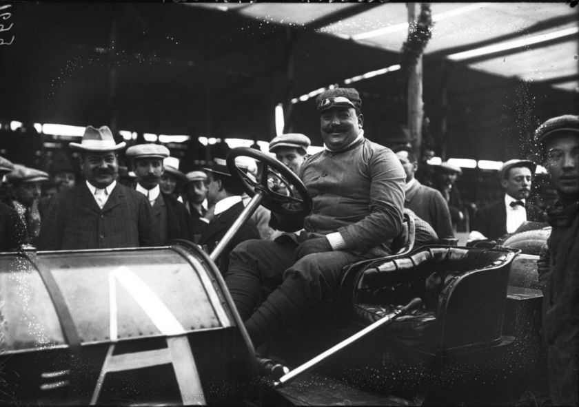1908 Vincenzo Lancia