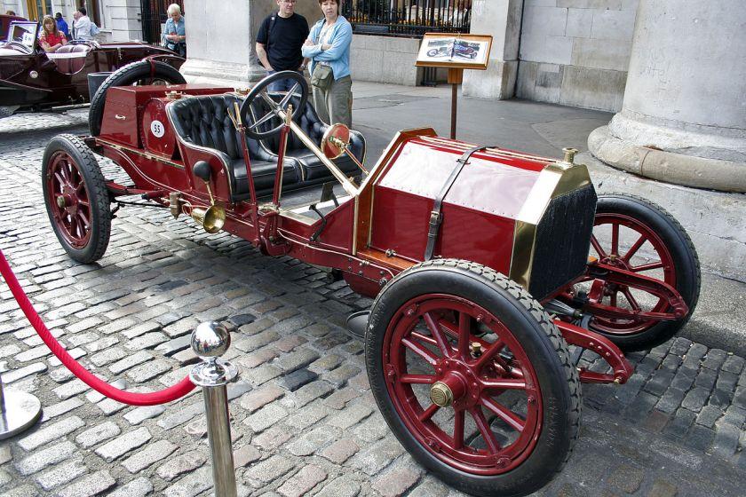 1910 Lancia Gamma 20 HP Corsa Tipo 55