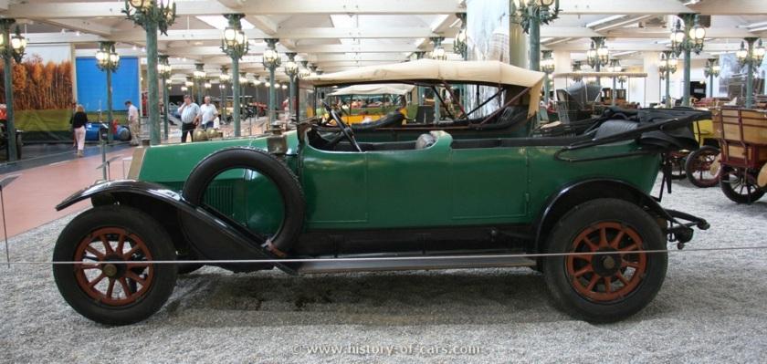 1911-12 Lancia Epsilon 1911-1912