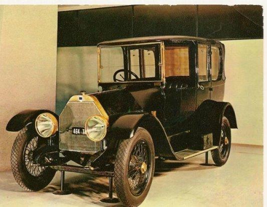 1911-12 lancia theta