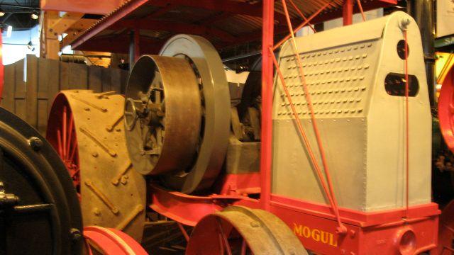 1911 IHC Mogul tractor