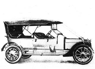 1911 LANCIA - DELTA 20-30 HP - 1911