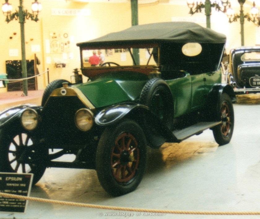 1912 Lancia epsilon-12