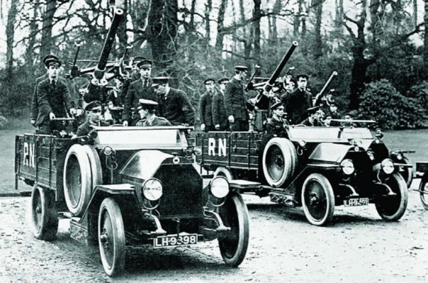 1912 Lancia IZ