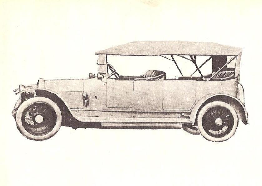 1913-18 Lancia Theta Coloniale
