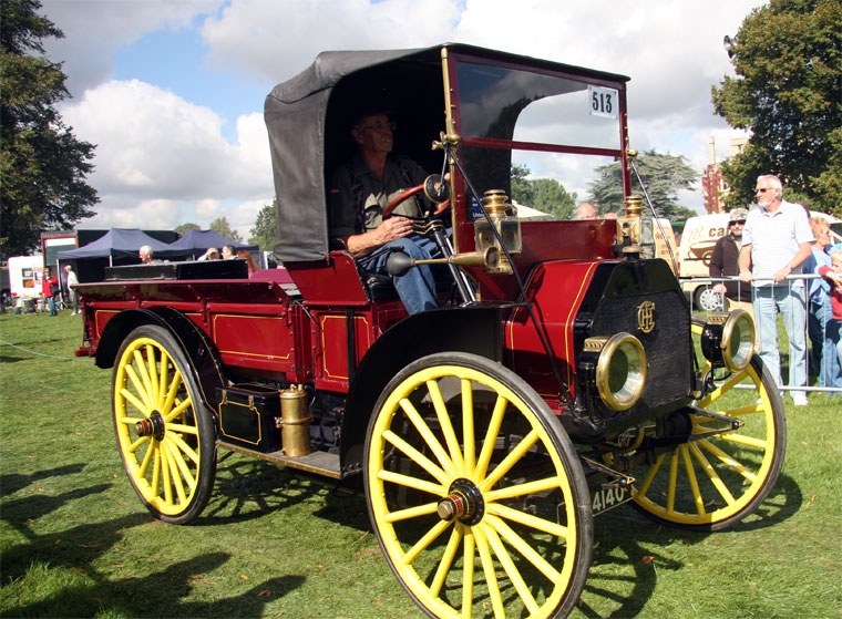 1913 International Harvester Cars Autocar