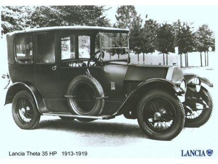 1913 Lancia Theta 35hp 5