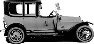 1914 Lancia Eta, 50Hp, Favourite Automobiles, Lancia La Classe