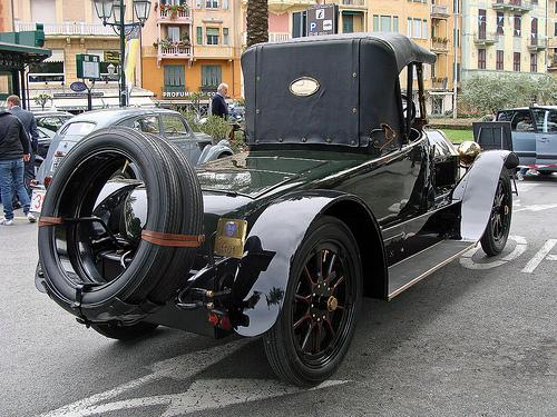1915 Lancia Theta a