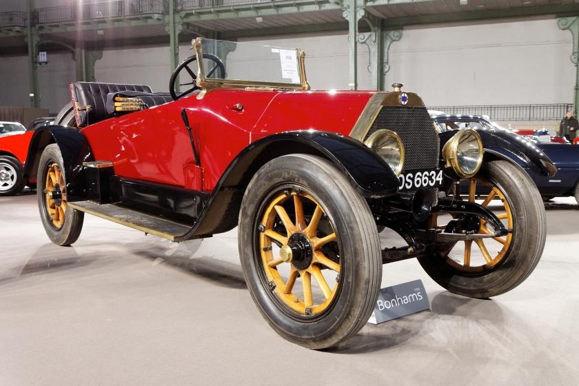 1915 Lancia Theta Hydraplane Runabout