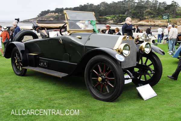 1915 Lancia Theta Spider APB0108 Pebble-Beach-2008